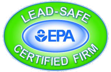 Find a lead-safe certified contractor in your area. Find out more from the U.S. EPA.